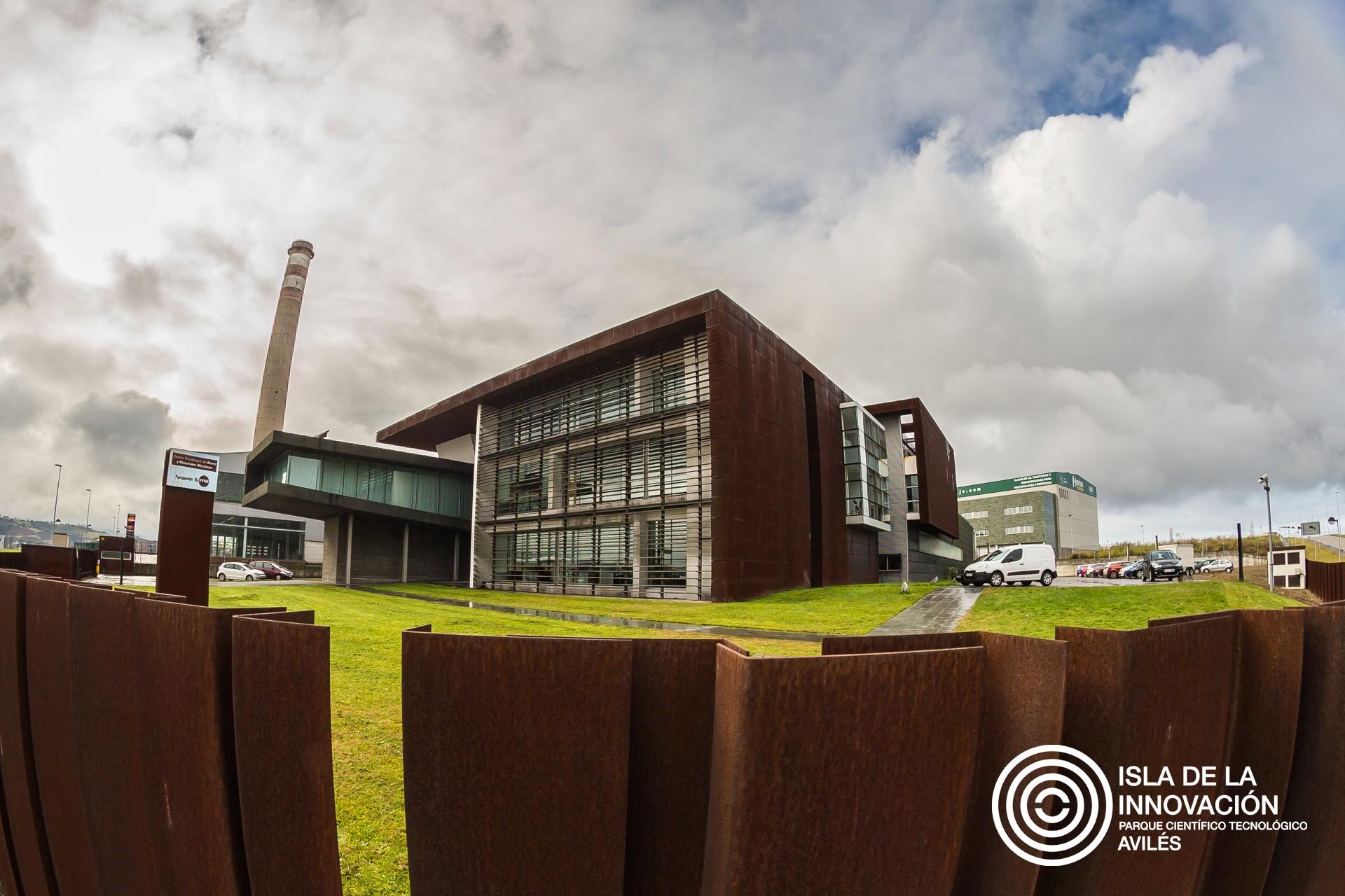 Parque Científico Tecnológico Avilés Isla de la Innovación